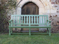the 1760 Benches